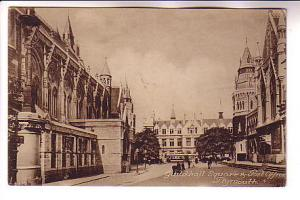 Guildhall Squares, Post Office, Plymouth, England