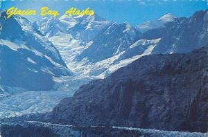 USA Margerie Glacier along the cruise boat Route Glacier Bay Alaska