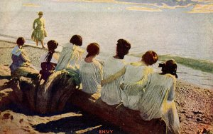 Envy - Woman and Young Ladies