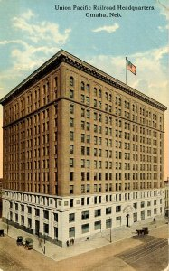 NE - Omaha. Union Pacific Railroad Headquarters