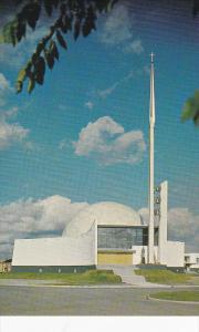St. Phillippe Church, Arvida, Quebec, Canada, 40-60s