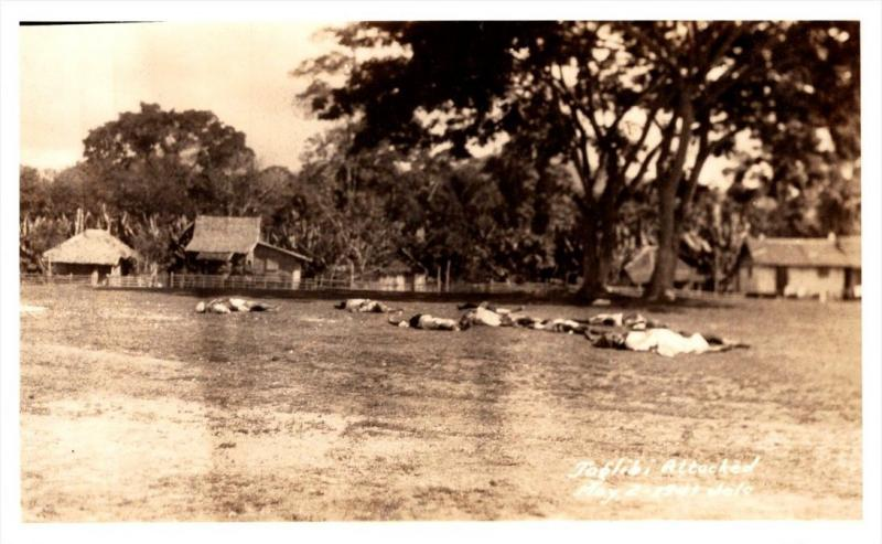16486  Philippines Jolo  May 2 1941  Joglibi attacked  RPC