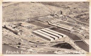RP: LEWISTON , Idaho , 40s-50s ; Potlach Forest Inc.