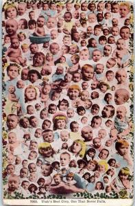 1911 Utah's Best Crop Babies, One that Never Fails c16