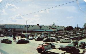 Miami Florida~Frederick's Grocery Store~Grand Opening~Packed~1940s-50s Cars~PC