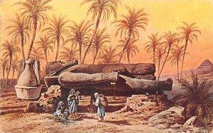 Egypt, Egypte, Africa Unused