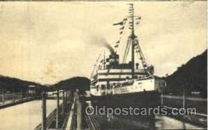 Turbo Electric Virginia of the Panama Pacific Line Steamer Ship 1935 very lig...