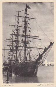 Byrd's South Pole Ship, Chicago, Illinois, 1933