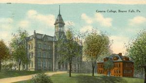 PA - Beaver Falls, Geneva College