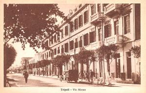 Tripoli Egypt, Egypte, Africa Via Mizran Tripoli Via Mizran