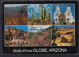 Greetings From Globe,AZ Multi-View BIN