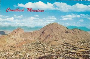 Arizona Phoenix Famous Camelback Mountain