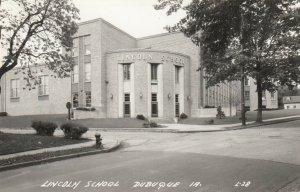 RP: DUBUQUE , Iowa , 1947 ; Lincoln School