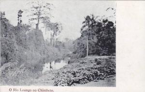 O Rio Loango no Chimbete , Angola , 00-10s
