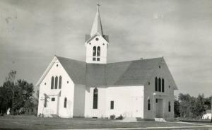 MN - Tyler. Danebod Lutheran Church  *RPPC