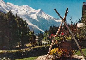 Switzerland Chamonix Mont Blanc