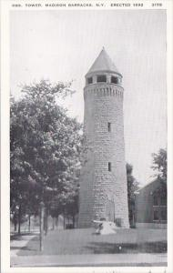 Obs Tower Madison Barracks New York