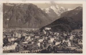 Switzerland Interlaken und die Jungfrau 1931
