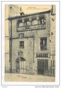 Segovia, Spain, 00-10s, Casa del Comunero Juan Bravo