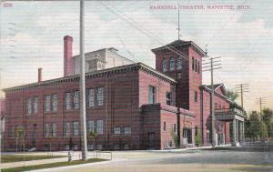 MANISTEE , Michigan , PU-1911 ;  Ramsdell Theater