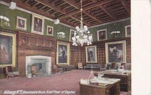 New York Albany Governor's Room 2nd Floor Of Capitol