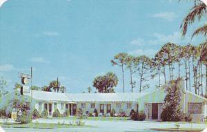 Florida Vero Beach Traveler's Motel Court