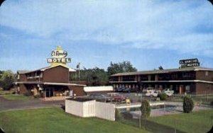 El Rancho Motel - Lewiston, Idaho ID