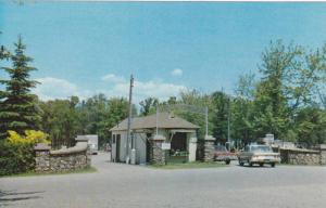 Entrance to Innisfil Park, Lake Simcoe, Ontario, Canada, 40-60´s