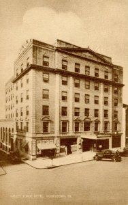 PA - Norristown. Valley Forge Hotel