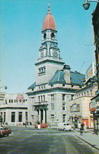 Massachusetts Fall River City Hall