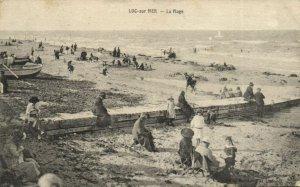 CPA LUC-sur-MER - La Plage (141460)