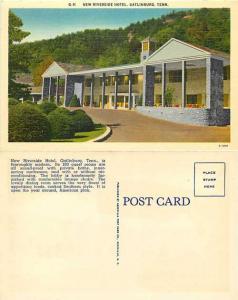 New Riverside Hotel, Gatlinburg, Tennessee, TN, Linen