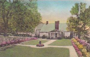 Virginia Charlottesville Monroe House Facting Monticello Sundial Garden Alber...