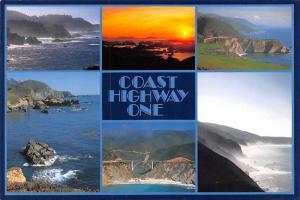 Coast Highway One -