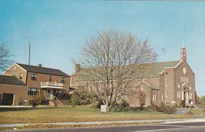 Our Lady of Lourdes R. C. Church, SEAFORD, Delaware, 40-60´s
