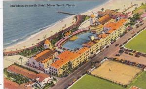 Florida Miami Beach McFadden-Deauville Hotel
