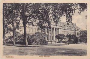 Konigl. Schloss, Coblenz (Rhineland-Palatinate), Germany, 1900-1910s