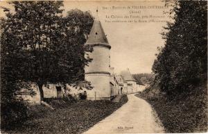 CPA Environs de VILLERS-COTTERETS La chateau des fosses (159065)