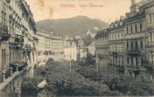 Czech Republic Karlsbad Obere Parkstrasse 02.66