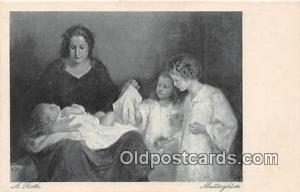 Religion Postcard  A Roth