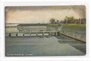 Fortress Monroe, Virginia, 00-10s ; The Moat