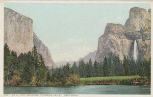 YOSEMITE VALLEY, California, 1900-10s; Bridal Veil Meadows