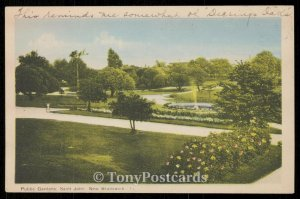 Public Gardens, Saint John, New Brunswick