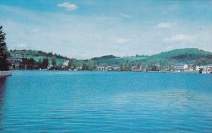 STE. AGATHE DES MONTS, Quebec, Canada, 1940-1960´s; Lac des Sables