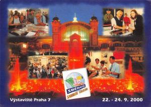 B67375 Praha Collector International Fair multiviews czech