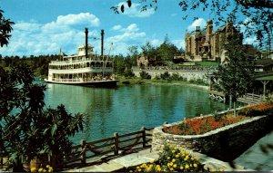 Florida Walt Disney World Sternwheeler Admiral Joe Fowler 1973