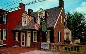 Maryland Frederick Barbara Fritchie House