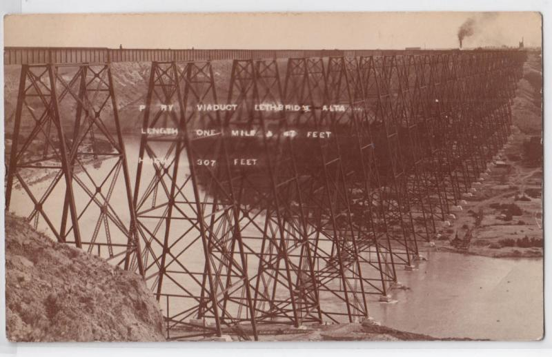 RPPC, Viaduct, Lethbridge Alta