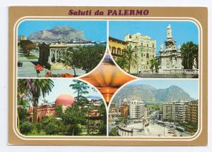 Sicily Palermo Multiview Italy 1979  4X6
