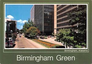 Birmingham, Alabama - Birmingham Green